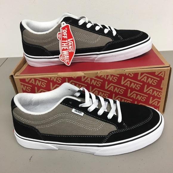 29740281159e33 Vans men s bearcat skater shoe size 9